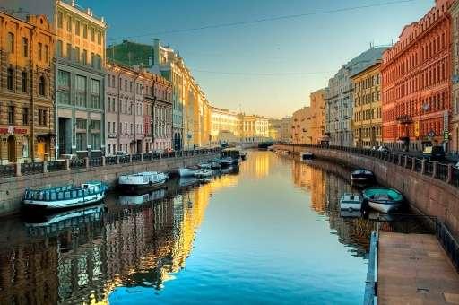Санкт- Петербург