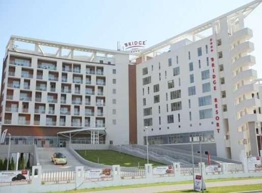 Отель «Bridge Resort» 4* Сочи