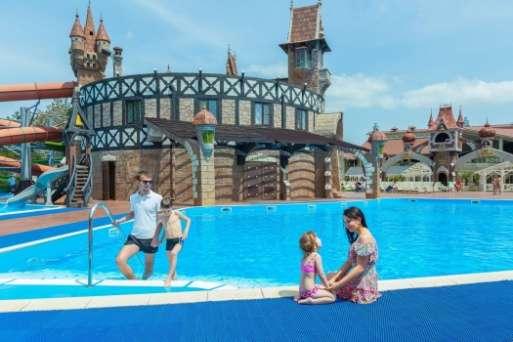 «ALEAN FAMILY RESORT & SPA DOVILLE / Довиль» отель 5*