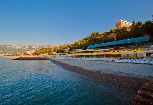 Hotel «Yalta-Intourist» (отель «Ялта-Интурист»)