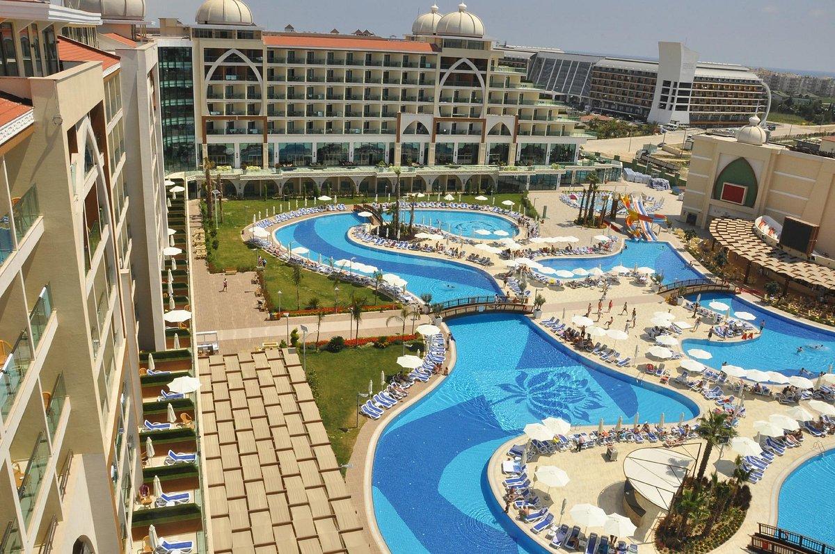 Горячие туры в Турцию в августе 2021